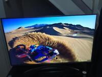 LG TV 55 inch 4K UHD(HDR)