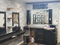 Barber Shop/Hair Dressers/Beauty Room/Ladies Salon/Commercial Property