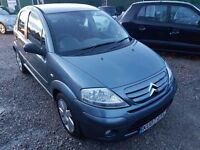 Citroen C3 1.6 i 16v SX 5dr, 12 MONTHS MOT. HPI CLEAR. GOOD CONDITION. P/X WELCOME
