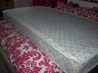 single SHORTY mattress 36 x 68 inches inc delivery(hull)