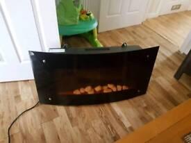 Blyss Caroline wall hung fire