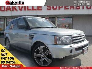 2006 Land Rover Range Rover Sport Supercharged | LEATHER | NAVIG