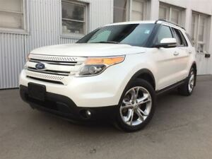 2012 Ford Explorer Limited, 4X4 , LEATHER, BACKUP CAM, BLUETOOTH