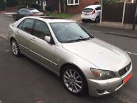2004 (54) Lexus IS 200 [MANUAL] [2.0L] [w/ Parrot + Lexus Premium speakers]