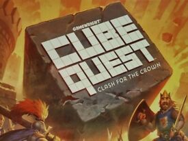 Cube Quest - Clash for the Crown (2013 Ed)