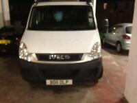 2011 iveco FRIDGE/BOX VAN 137K MILES