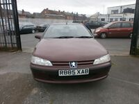 PEUGEOT 406 1.8 PX TO CLEAR £195