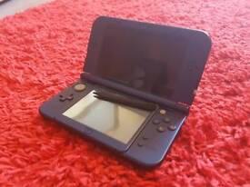 Nintendo New 3DS XL (Navy Blue) & Carry Case