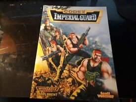 Imperial Guard Codex