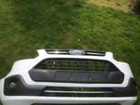 Ford transit custom front bumper 2017