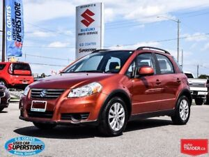2013 Suzuki SX4 JX ~Low Mileage ~Alloy Wheels