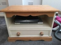 For Sale - TV stand with draws and space for DVD/Sky Box