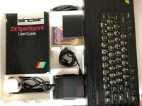 ZX Spectrum + boxed