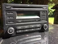 VW Polo Car Radio