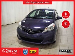 2014 Toyota Yaris LE Climatiseur, Bluetooth