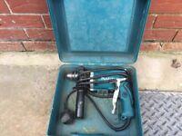 Makita Drill 230V + Case *RRP £150*