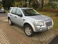 Freelander 2 Auto 2.2 2008 one owner, MOT July 2017
