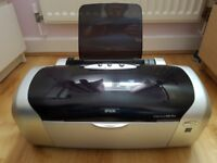 Epson D88+ Printer with extra ink