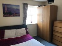 Double furnished bedroom/ allocated parking