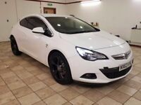 !!MOT AUG 2018!! 2013 VAUXHALL ASTRA GTC 1.4T SRi / SERVICE HISTORY / NEW TYRES / DRIVES EXCELLENT