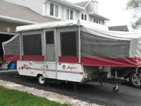 Jayco Tent trailer 10 foot box for rental