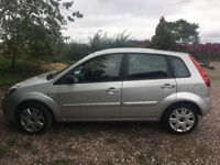 06 Ford Fiesta Style for sale