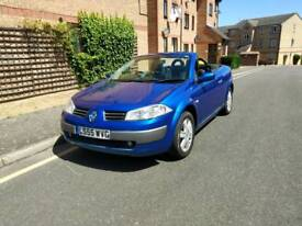 2005 RENAULT MEGANE 1.6cc AUTOMATIC..MOT..SERVICE HISTORY...GREAT RUNNER