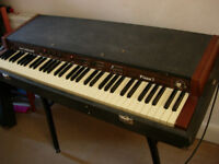 Viscount Intercontinetal electric piano-vintage 70s weighted keys, excellent 6 octave