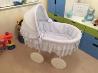 Leipold Baby Crib