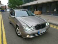Mercedes-Benz E Class 2.7 AVANTGARDE E270 CDI AUTOMATIC CALL ‭07479 320160‬