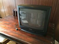 "*** PANASONIC TV, 24"" PLUS Stand ***"
