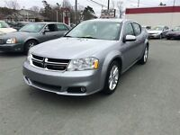2013 Dodge Avenger SXT  (ONLY $115 bi weekly oac, tax incl)