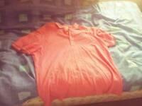 Samon pink Lescoste t shirt