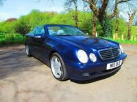 Mercedes CLK320 Avantgarde From £60.39 per month