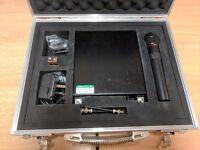 audio technica wireless handheld mic kit