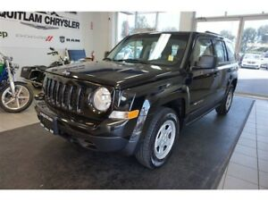 2013 Jeep Patriot North - 5 speed, Sunroof, Low KM