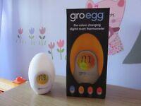 Grobag Egg Thermometer and Night Light