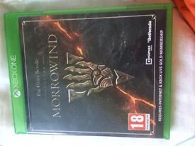 Morrowind Xbox one still brand new