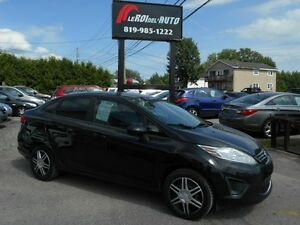 2011 Ford Fiesta S