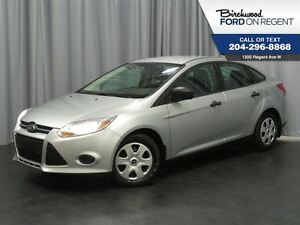 2013 Ford Focus S *Manual*