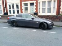 2007 BMW e92 335i 3.0L Twin Turbo 6 Speed Manual New Turbos 19 Alloys New Coilovers MOT Service PX