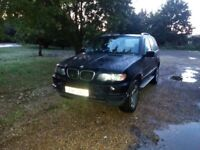 BMW X5 3.0 D Sport, sapphire black, sunroof, great condition,