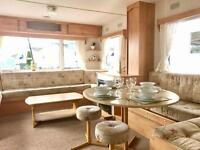 Cheap static caravan for sale in skegness on Southview east coast 2 bed heated not haven chapel