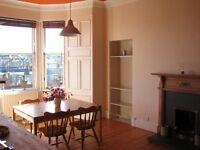 Festival Let: 4 bedroom Blackford flat to rent over festival period by week or month
