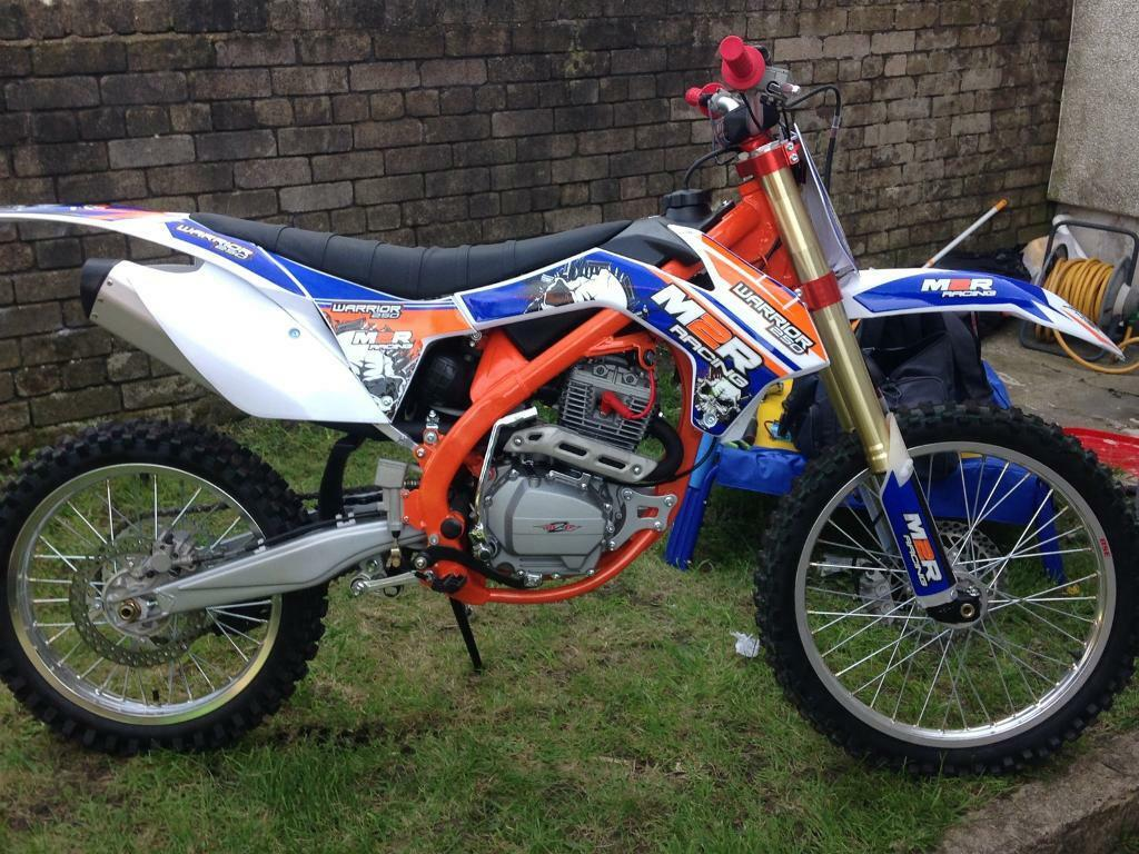 M2r 250 Brand New