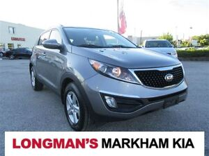 2015 Kia Sportage LX One Owner