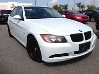 2007 BMW 3 Series 323i LEATHER SEATS SUNROOF BLUETOOTH (AS IS)
