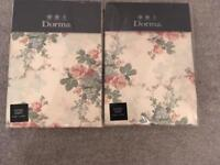 2 x Chestnut Hill Fitted Sheets - Double