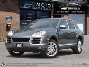 "2008 Porsche Cayenne S *20"" WHEELS 