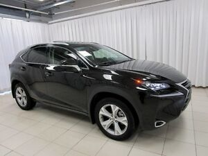 2015 Lexus NX 200t LUXURY TURBO SUV WITH AMAZING OPTIONS LIKE HE